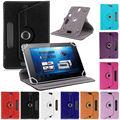 360 Graus de Giro Folding Leather Case Capa Suporte Para O Original Cube U27GT Super 8.0 polegada MT8163 A53 Android 5.1 Tablet PC