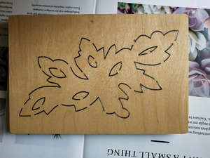 Image 1 - Scrapbook Cut Sky tree 1 new wooden mould cutting dies for scrapbooking Thickness 15.8mm