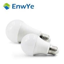 EnwYe 10pcs E27 LED lamp IC 9W 12W 2835 LED Lights Led Bulb bulb light lighting high brighness