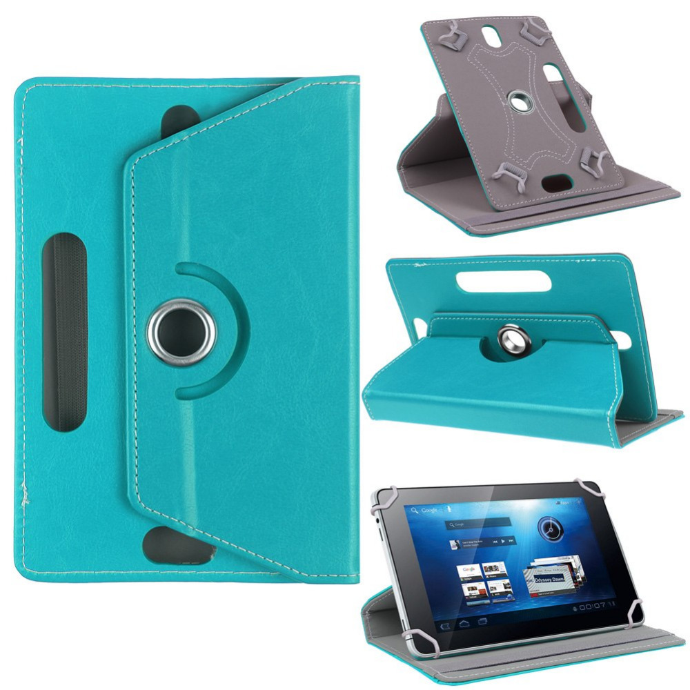 Case For Samsung Galaxy Tab A 10.5 2018 T590 T595 SM-T590 SM-T595 PU Leather 360 Rotating Stand Cover Tablet Case