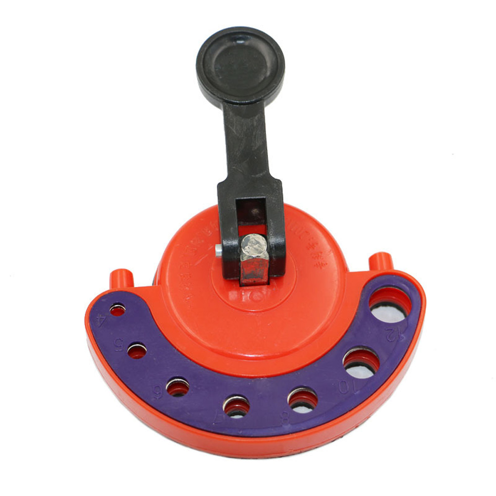 High Quality Multifunction Suction Adjustable 4-12mm Glass Tile Drill Bit Hole Saw Locator durable hard alloy material  цены