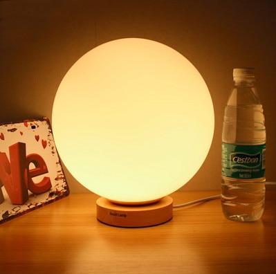 Industrielle RetroTable Hohe Qualität Loft Vintage E27 Led Lampe  Tischleuchte Dimmbar Wasserleitung Holz Leuchte Home