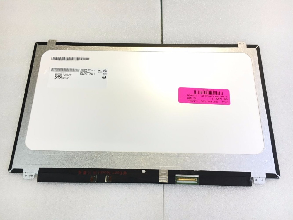 15.6 inch LCD Touch Screen LP156WF7 SPA1 FOR Dell Inspiron 5558 5559 5555 FHD LTN156HL11 B156HAB01.0 P51F LVDS 40Pin LCD Screen поиск семена тыква марсельеза