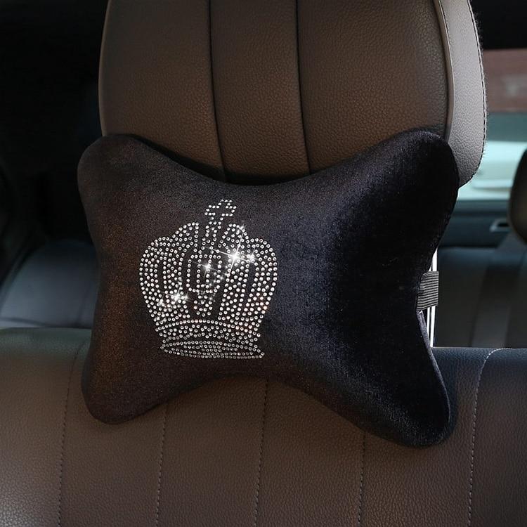 Plush-Car-Seat-Cover-Crown-Diamond-Auto-Interior-Seat-Cushion-Accessories-Black-Universal-Size-Winter-Seats (8)