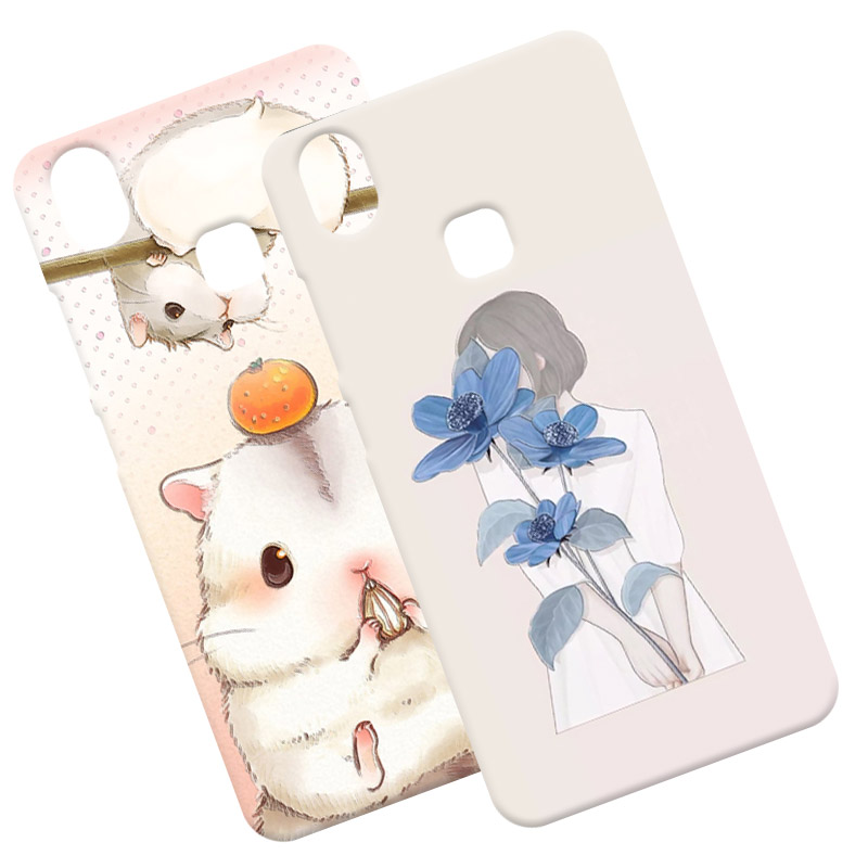 Cute Animal Luxury Silicone <font><b>Case</b></font> For BBK <font><b>Vivo</b></font> V3 max <font><b>V3max</b></font> A Luxury Embossed TPU Phone Cover Bag For <font><b>Vivo</b></font> V3 V3L <font><b>Cases</b></font> image