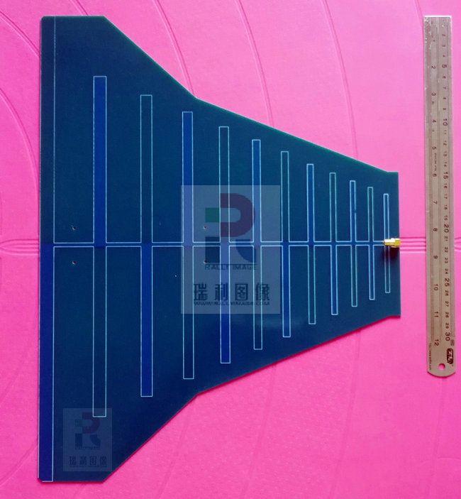 1PC Broadband wideband antenna EMC EMI antenna Directional antenna 290M 1 1G EMI rectification