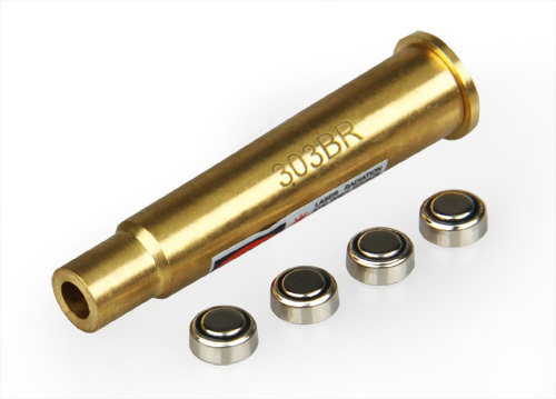 Hot Sale Red Laser Bore Sighter 303BR British Rifle Sight Boresight For Hunting HS20-0032
