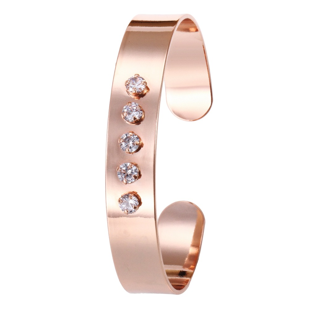 1-Fashion Luxury Carter Love Bracelet Crystal Charms Bracelet & Bangle Gold Color Stainless Steel Jewelry Valentines Day Gift