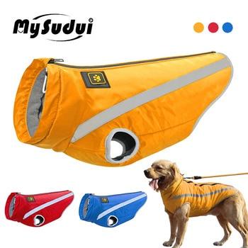 MySudui Reflective Dog Winter Clothes