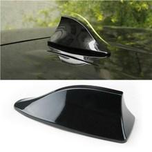 цена на Car Shark Fin Antenna Auto Radio Signal Aerials Roof Antennas for BMW/Toyota/Hyundai/VW/Kia/Nissan Car Styling
