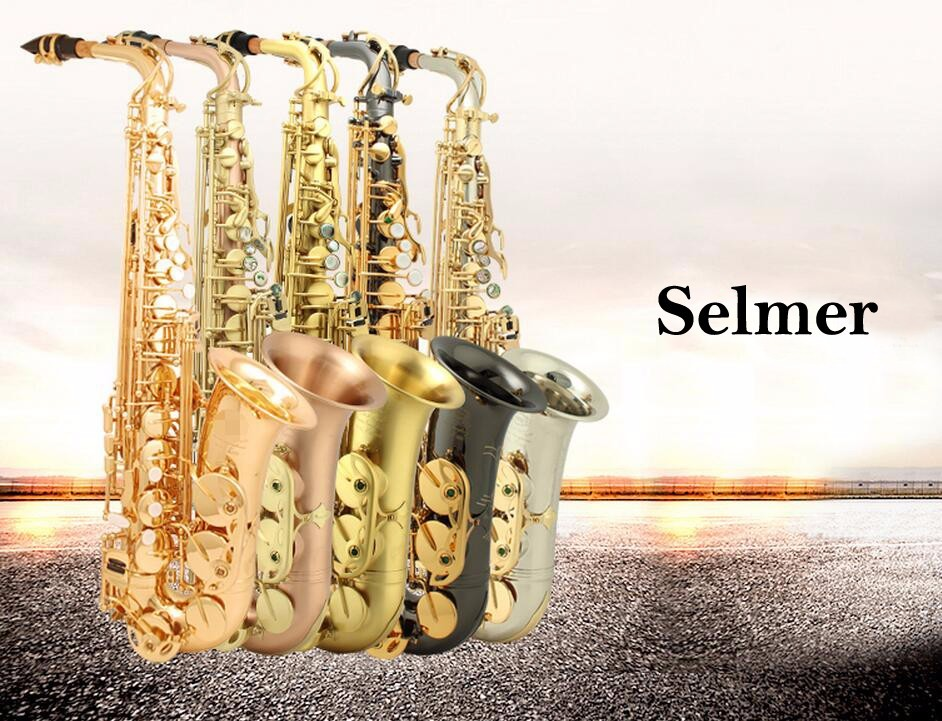 YAS - 875 Alto Saxophone E Flat Instrument Gold Plated Lacquer Plating FREE SHIPPING Brass Engraved Alto Sax Musical Instrument наборы для рисования djeco набор для творчества египетское искусство