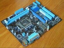Free shipping For ASUS P8H61-M PLUS V3 H61 original desktop motherboard LGA1155 DDR316G UATX 1155's