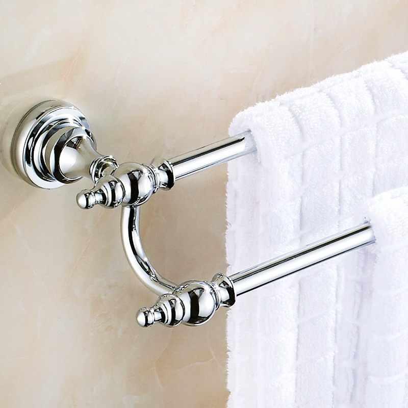 浴室ハードウェアセットクロームポリッシュバスラックペーパーホルダー歯ブラシホルダータオルバーコートフック浴室付属品