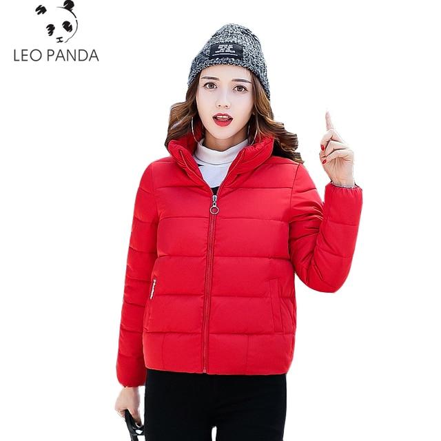 Aliexpress.com : Buy 2017 New Winter Outerwear Women Short Cotton ...