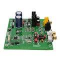 Обновленная версия ES9038 Q2M I2S DSD Декодер коаксиальный вход  DAC декодирующая плата для hifi усилителя аудио