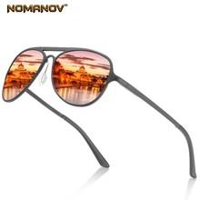 Al-mg Pilot Driving Mirror  Sun Glasses Polarized Sunglasses Custom Made Myopia Minus Prescription Lens -1 to -6