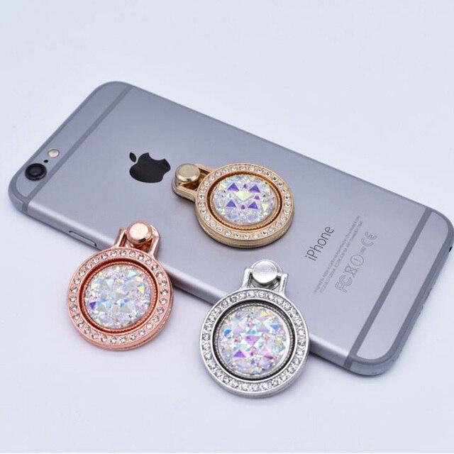 Luxury Finger Ring Smartphone Holder 4