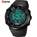 Finland Design Smart Watch Male Fashion Sport Military Wristwatch New Men Luxury Brand 5ATM Dive LED Digital Analog Quartz Watch