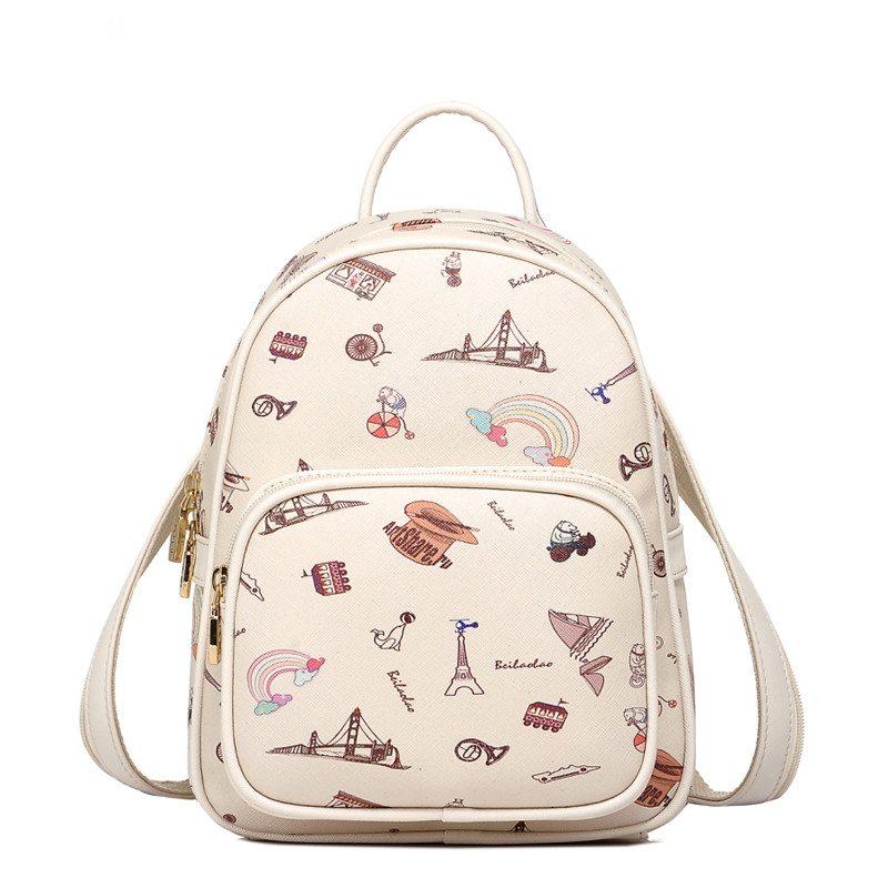 High Quality Women PU Leather Backpacks Girl School Bag Bags Ladie Backpacks Mochila Fashion BP0002 рюкзак girl pu yt00172334