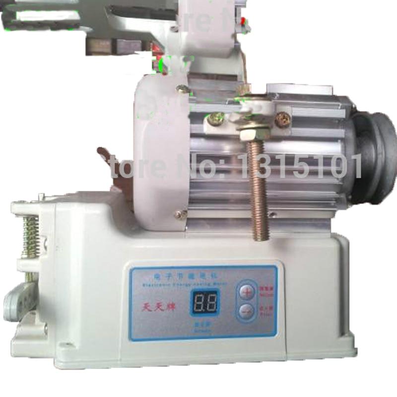 5pcs/lot 500W 220v ac servo motor with drive Energy Saving Brushless Servo Motor Suit for motor sewing machine edtion