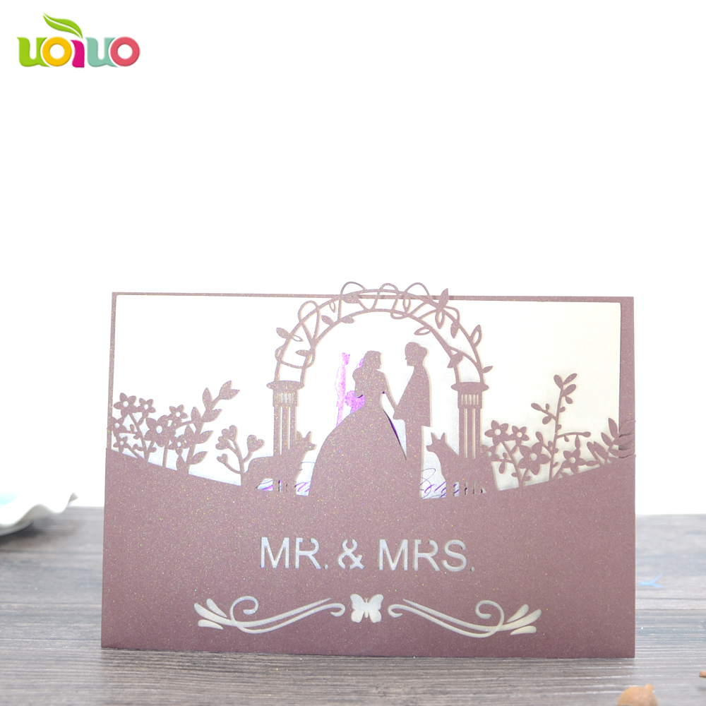 50pc China wedding invitation cards supplier wholesale and retail ...