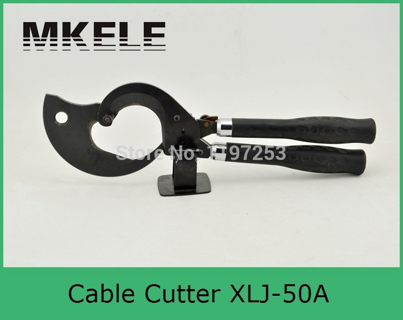 MK-XLJ-50A heavy duty small wire cutters,automatic wire cutter,steel wire cutters vc 60a ratchet cable wire cutters cut steel strand wire cutters wire cutters cut wire