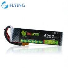Lion Power 14.8V 4200Mah 30C Lipo Battery XT60 Plug For RC Car Helicopter