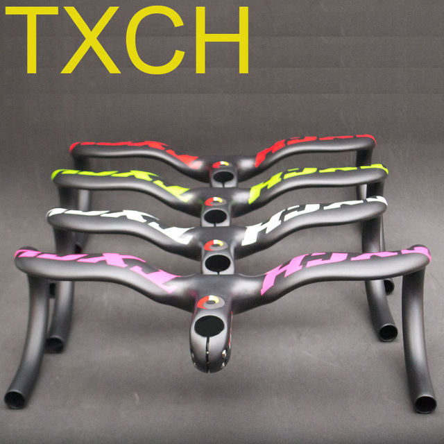 TXCH new road handle / bending rod bending strength of the best design integrated handle scrub surface can be customized LOGO +