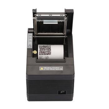 High quality Original  80mm auto cutter USB+Serial+Ethernet Thermal receipt printer POS printer