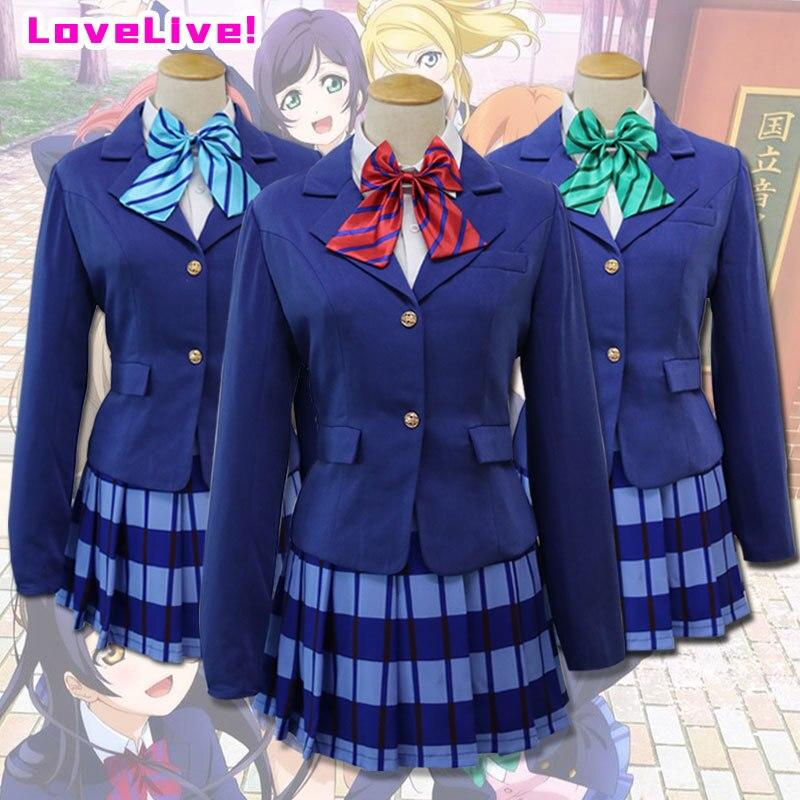 Rin Hoshizora Cosplay Costume Us Music Stage Costume Lolita Dress School Idol Project Kira-kira Sensation Forceful Love Live