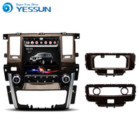 YESSUN Android Radio Car DVD Player For Nissan Patrol stereo radio multimedia GPS navigation with WIFI Bluetooth AM/FM