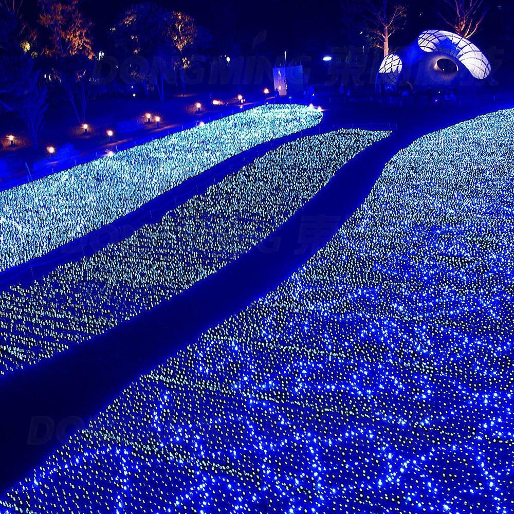 3 2m 192 Garden Led Mesh Net Fairy String Light Rgb