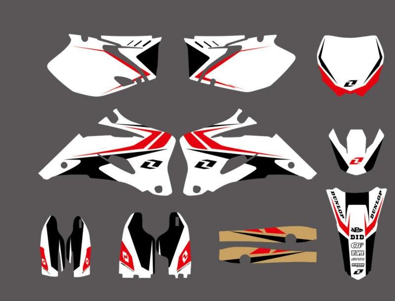 New Yamaha Kits