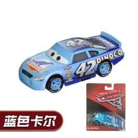 DISNEY PIXAR 3 Alloy Carl Cars Model DXV29 Toy CARS Car King Lightning McQueen McKowan Black
