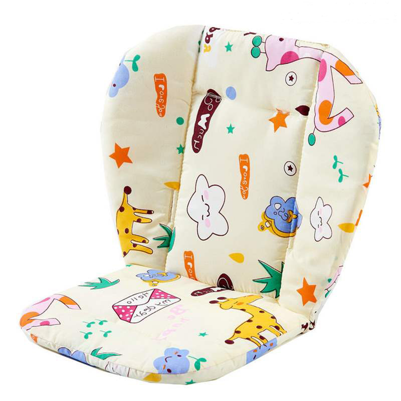 Baby Stroller Support Cushion Stroller Accessories Liner 5 Point Harness High Chair Baby Car Seat Pad,Pushchair Mattress Padding