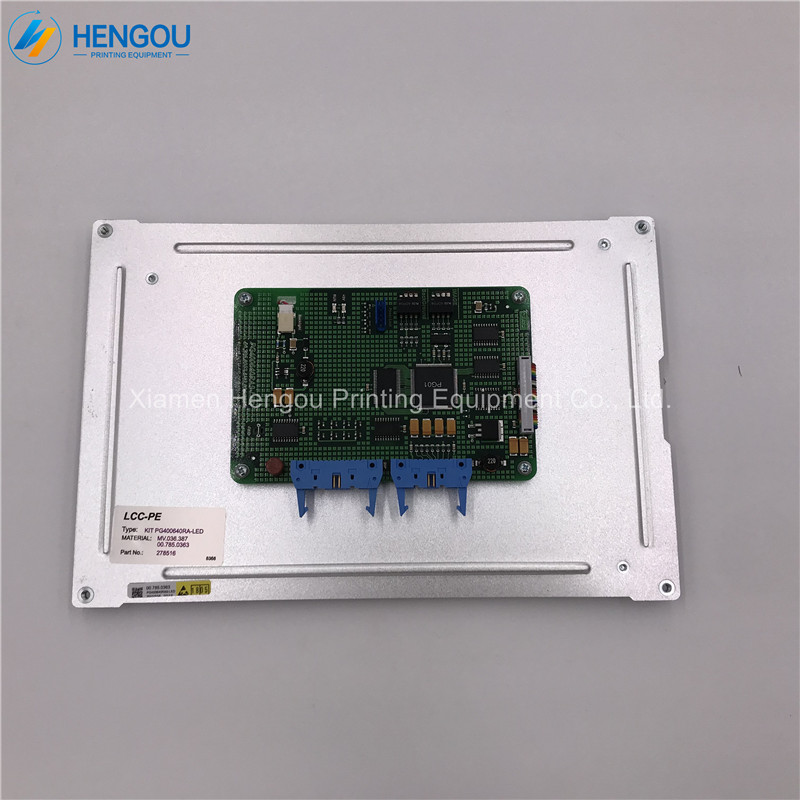 1 Piece M3.036.387 00.785.0353 PG400640RA9 PG640400RA4-2 PG640400RA4 MD400F640PD1A Heidelberg CP Tronic Display Compatible New