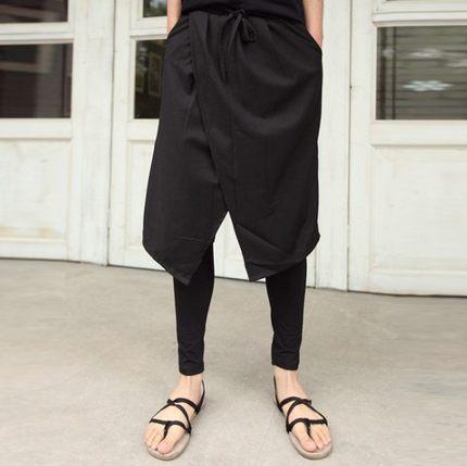 2015 Herrenmode Britischen Stil Mens Keucht Beiläufige Art Und Weisehose Kostüme Gothic Dark Bar Herren Culottes Stiefel Hosen