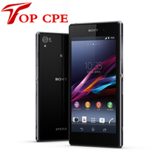 "L39h Refurbished Original Sony Xperia Z1 L39h unlocked phone 20.7MP camera 5.0""screen Quad-core 2GB+16GB Memory"