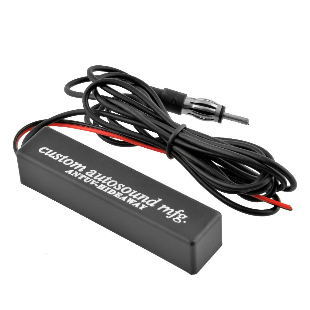 Use Of Power Antenna In Car
