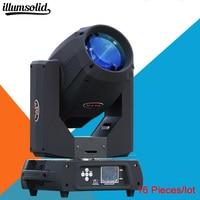16 шт./лот фабрика professional сенсорный экран вращающаяся голова DMX light 350 Вт Луч 17r свет для DJ свет этапа