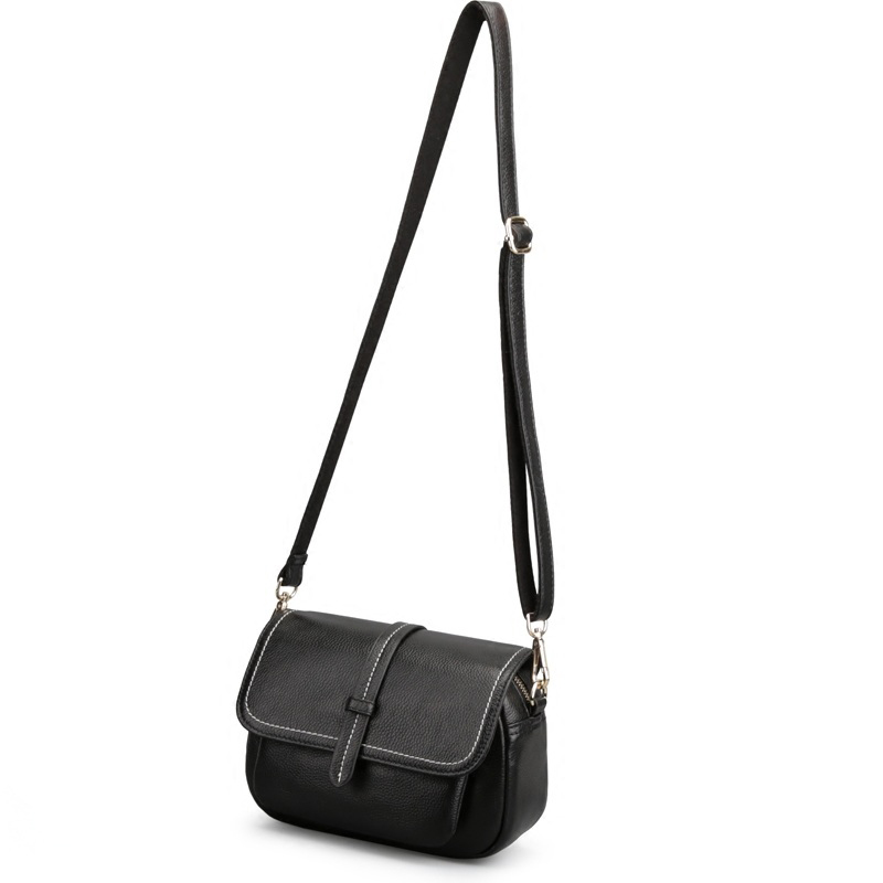 HOT SALE New style  simple genuine leather handbag shoulder bag lady cross head layer cowhide Crossbody Bag  #177 memunia new arrive hot sale genuine