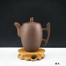 On sale!! 300cc Yixing purple clay teapot, mountain stream super discount ,china style teasets,puer tea pot, free shipping!!(China)