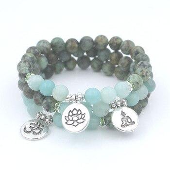 Bracelet bouddhiste femme porte bonheur