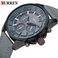 Relogio Masculino Curren Watch Fashion Men Quartz Watch Leather Watch For Man Luxury Brand Leather Strap Military Watches