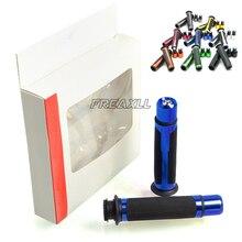 Универсальный 22 мм 7/8 «мотоцикла с ЧПУ ручки ручка бар набор заканчивается коробка для Honda Yamaha Suzuki Kawasaki Ducati BMW мВ велосипеды