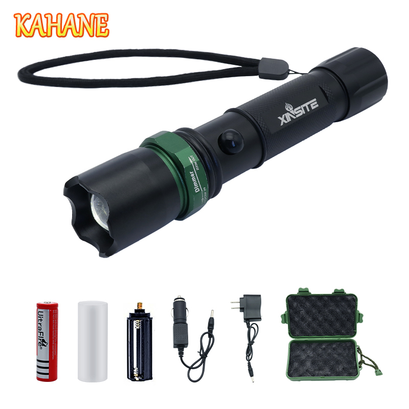 KAHANE Multi-Function LED Car Flashlight Strong Light Mini W300 Flashlight FOR Audi BMW VW Mercedes Benz Hyundai Toyota Honda