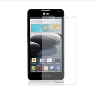 5 Pcs Clear LCD Screen Protector Film Foil Saver For LG Optimus F6 / D500