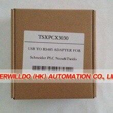 TSXPCX3030 Промышленный Кабель для программирования ПЛК, адаптер интерфейса USB для TSX и Twido серии PLC, 1 год гарантии
