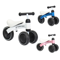 Children Balance Bike Three Wheeled Tricycle For Kid Bicycle Baby Walker Go Carts For Walking Train Scooter For Child Toys
