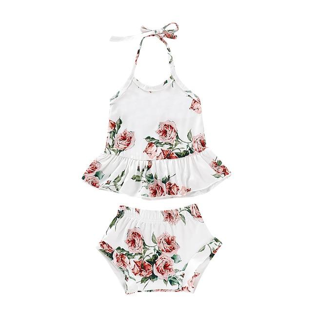 Summer Newborn Baby Clothes...